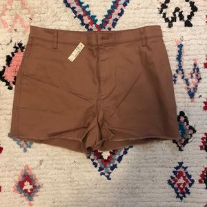 NWT Madewell Shorts